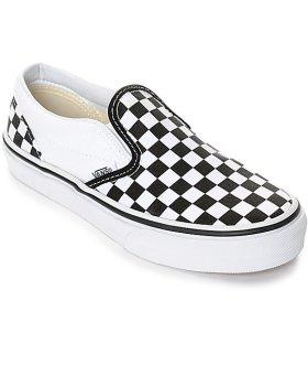 Vans-Slip-On-Black-&-White-Checkered-Boys-Skate-Shoes-_280562-front-US