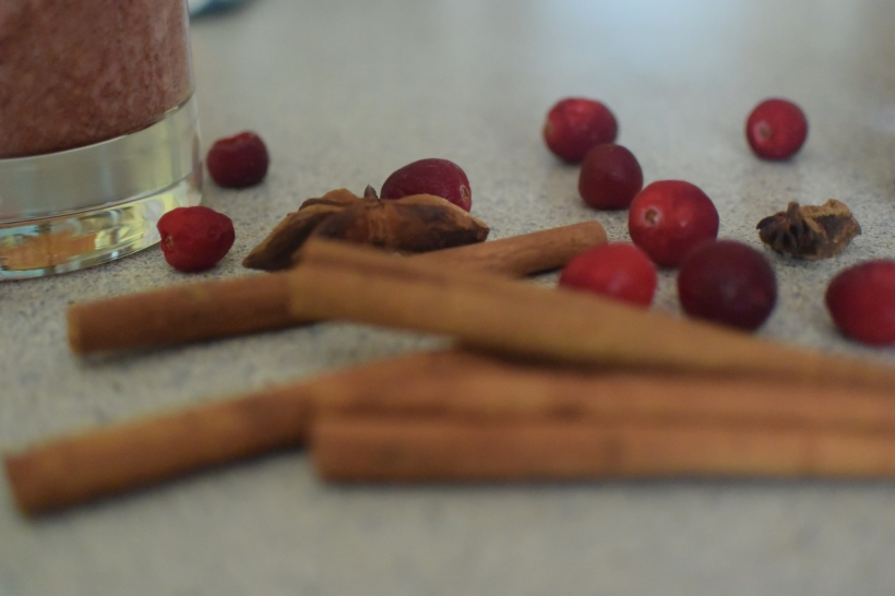 Cranberry Apple Cider Smoothie (2)