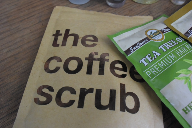 The Coffee Scrub