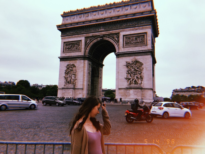 Genney darling Paris Photo Diary