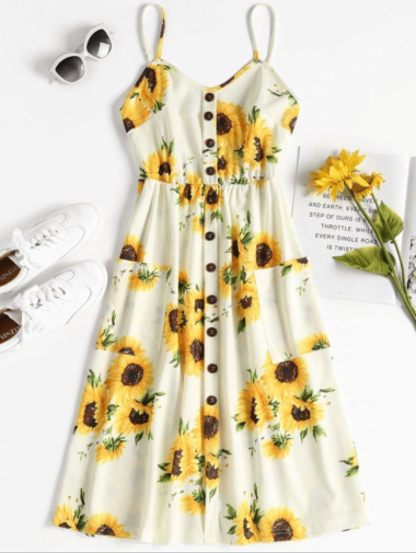 button-sunflower-print-midi-dress.png