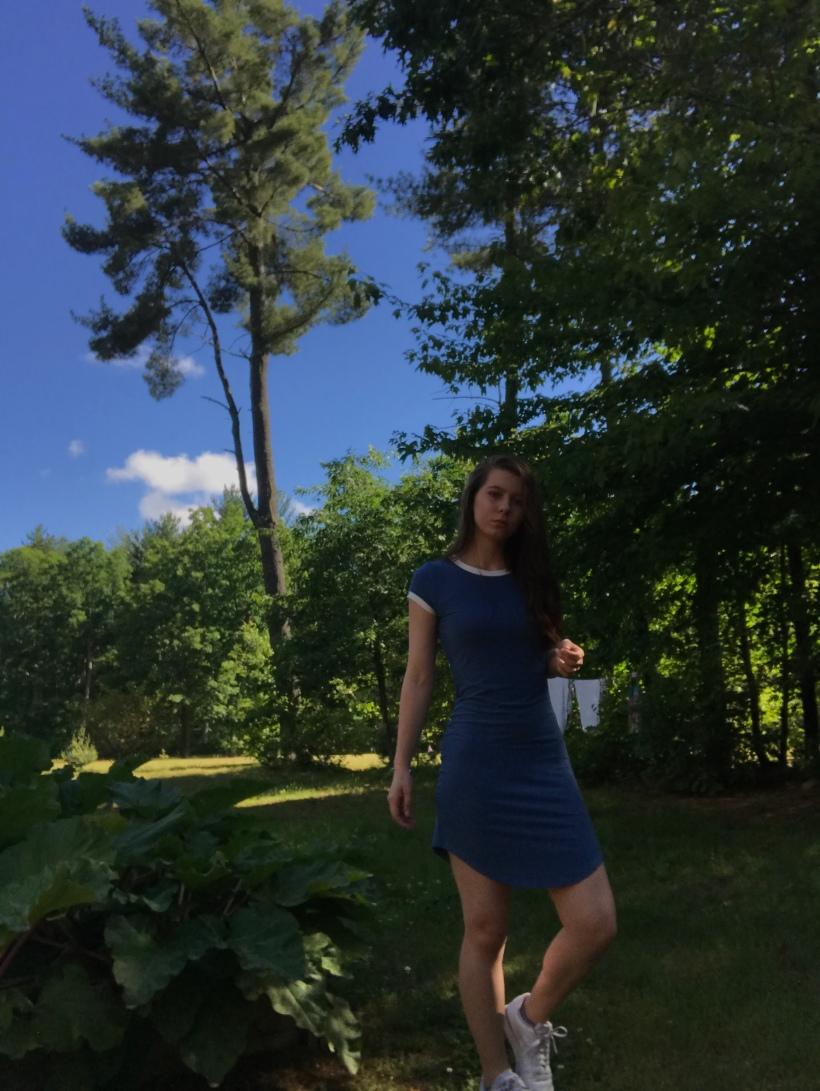 T-shirt Dress (4)