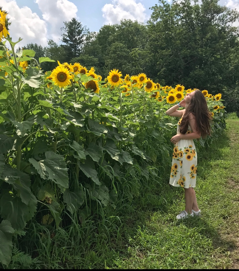 Sunflower Dress (2)