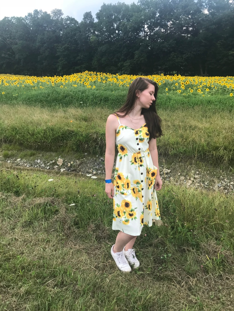 Sunflower Dress (5)