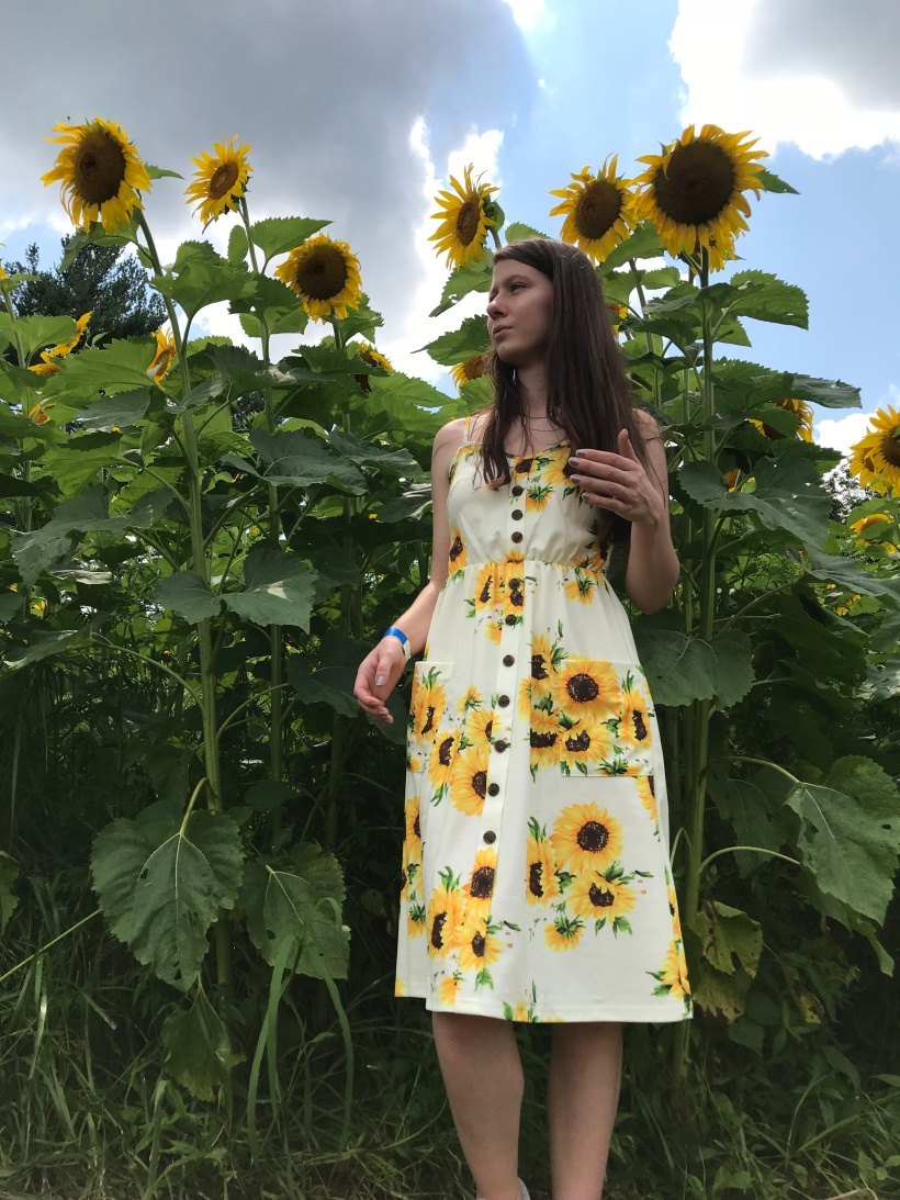 Sunflower Dress (6)