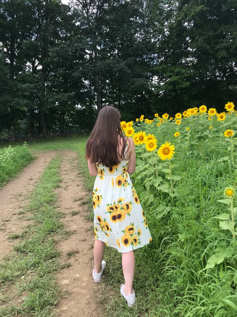 Sunflower Dress (7)